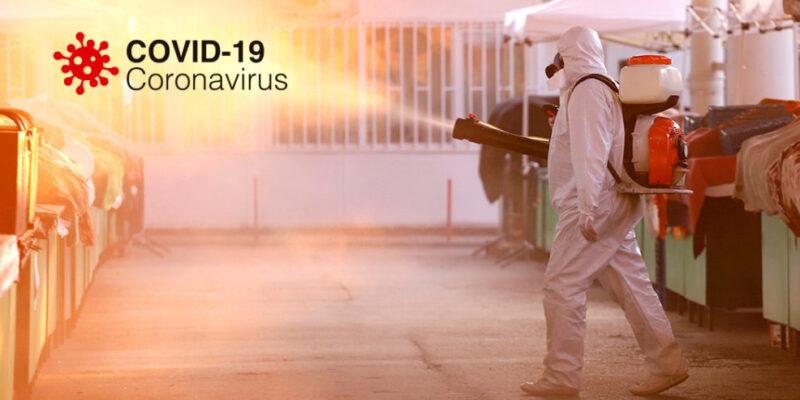 empresa de desinfección de COVID-19 en madrid