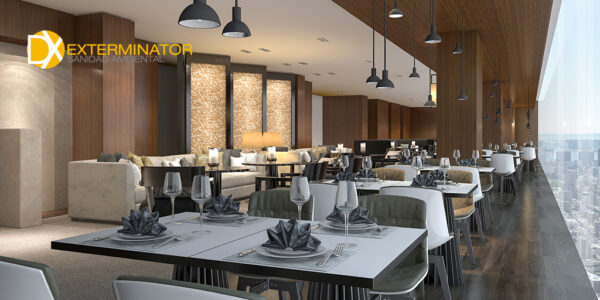 Control de plagas en Restaurantes